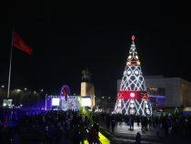31 декабря центр Бишкека будет закрыт для проезда