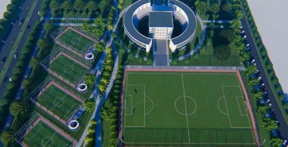 Футбольному центру в Бишкеке быть!