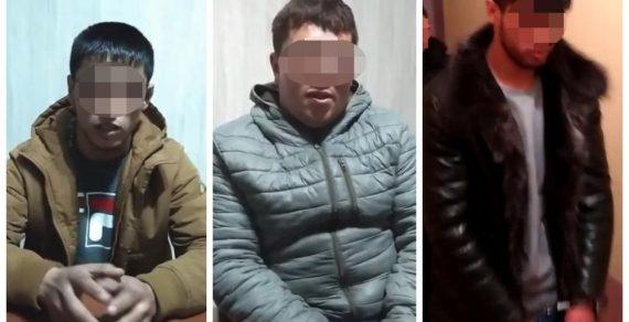 По факту массовой драки в Ноокате задержаны шесть человек