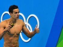 Денис Петрашов занял второе место в турнире по плаванию в Швейцарии
