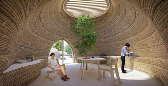 В Италии научились строить дома на 3D-принтере по цене iPhone