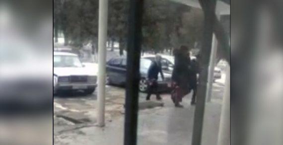Милиционеры проверяют информацию о похищении детей в Эркин-Сае