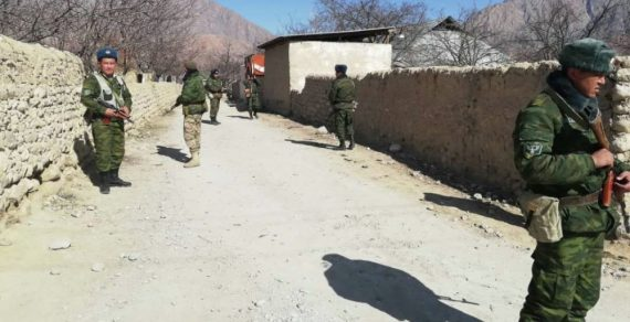На границе Кыргызстана и Таджикистана вновь конфликт, есть пострадавшие