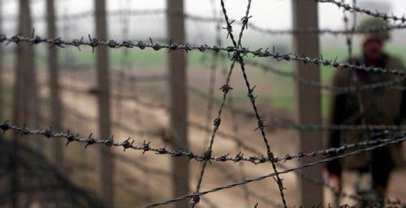 Четыре человека задержаны по подозрению в провокациях на границе