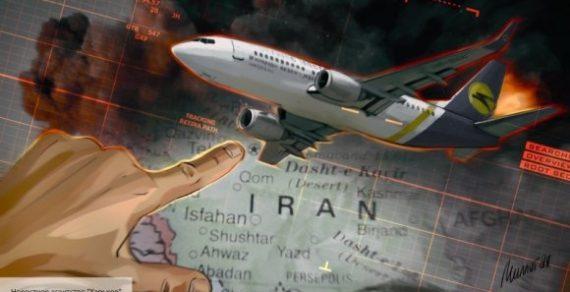 Иран признал, что сбил украинский Боинг