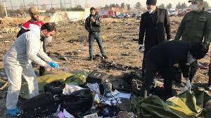 Иран отказался отдавать Boeing «черные ящики» разбившегося украинского самолета
