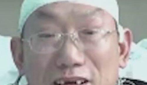 Многочисленные операции так утомили врача, что он лишился зубов