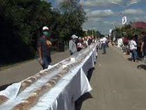 Мировой рекорд по сладкой выпечке установили в Мексике