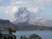 14 городов оказались  в зоне опасности из-за вулкана на Филиппинах