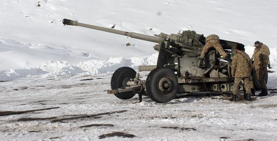 Принудительный спуск лавин проведут на трассе Бишкек – Ош