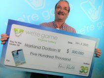 Новая зажигалка привела американца к лотерейному выигрышу