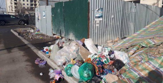 Бишкекчане нарушили санитарные нормы почти на полмиллиона сомов