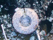 В Швеции открылась плавучая арктическая сауна