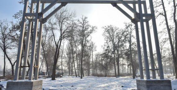 Пять новых парков будут построены в Бишкеке в этом году