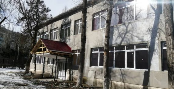 Детсад №14 в Бишкеке откроется в этом году
