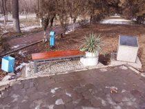 Необычные скамейки появились всквере «Физкультурный»
