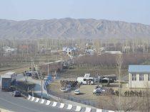 Стрельба накыргызско-таджикской границе прекратилась