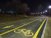 В центре Бишкека в этом году начнется масштабное строительство тротуаров и велодорожек