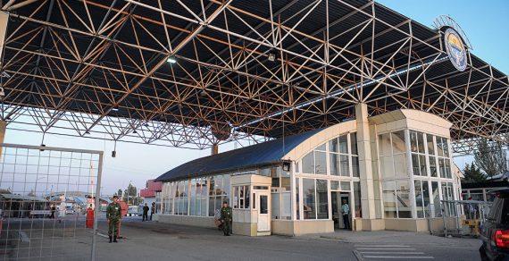 КПП «Ак-Жол» на границе с Казахстаном закроют на ремонт 20 февраля