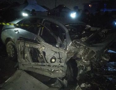 Четыре человека погибли в ДТП в Бишкеке