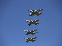 В Параде Победы в Бишкеке в этом году примет участие российская военная авиация