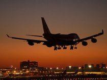 Самолет перелетел через Атлантику за рекордное время
