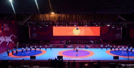 Бишкек примет лицензионный турнир поборьбе