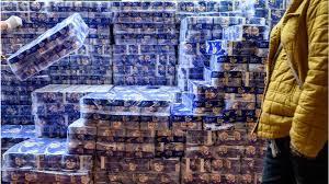 В Гонконге вооруженные грабители похитили 600 рулонов туалетной бумаги