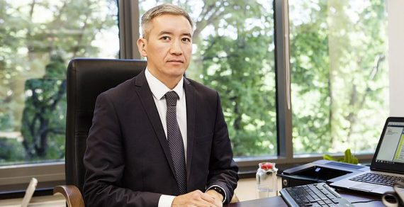 Эркин Асрандиев назначен вице-премьер-министром