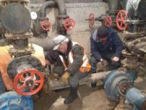 Мэрия Бишкека готовит городские фонтаны к работе