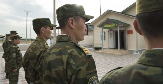 ГПС: Обстановка на кыргызско-казахской границе стабильная
