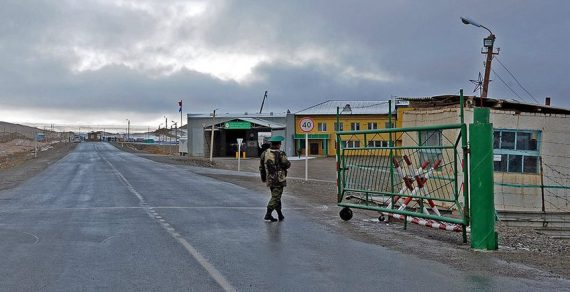Точной даты открытия кыргызско-китайской границы нет