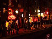 С 1 апреля групповые туры по Кварталу красных фонарей в Амстердаме будут запрещены