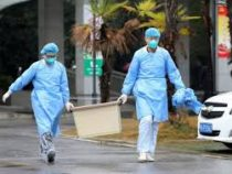 Количество людей с коронавирусом превысило шестьдесят три тысячи человек