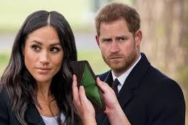 Статус британского принца Гарри и его супруги Меган официально изменится 31 марта