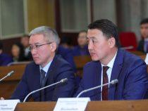 ЖК утвердил кандидатов на должности вице-премьер-министра и главы МЧС