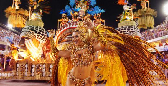 В Бразилии готовятся к ежегодному карнавалу
