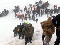 В Турции сошли сразу две лавины: погибли более 20 человек, включая спасателей
