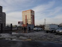 В Бишкеке в ходе очередного рейда снесен ряд незаконных объектов