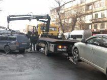 Столичные власти наводят порядок на парковках в районе Ошского рынка