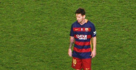 Месси подумывает уйти из «Барселоны»