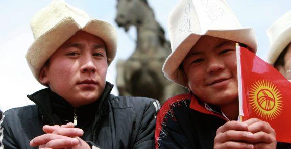 ВКыргызстане сокращается число молодежи, особенно вгородах