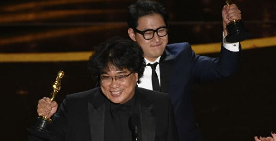 Фильм «Паразиты» завоевал главный «Оскар»