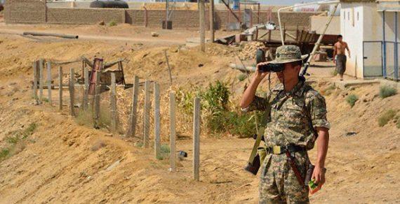 Пограничники Узбекистана задержали 13 кыргызстанцев