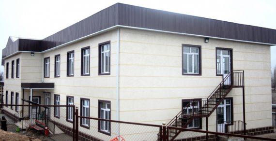 В Оше сдают два новых детских сада