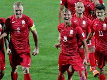 Сборная Кыргызстана по футболу сохранила позиции в рейтинге ФИФА