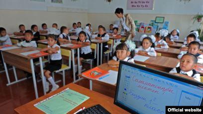 В Кыргызстане внедряется программа «Умная школа»
