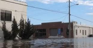 Сильное наводнение бушует в американском штате Миссисипи