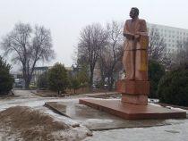 Ремонт сквера имени Горького продолжится с наступлением теплой погоды