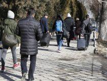 18 студентов, которые прибыли из Уханя 2 февраля, выписаны домой